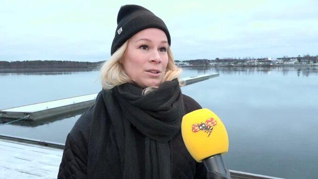 """Jennie Öberg om samtalet med Kalla: """"Gäller att skynda långsamt"""""""