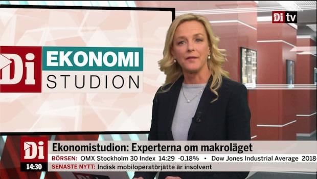 Ekonomistudion – 28 februari 2018
