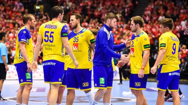 "Jonathan Larsson: ""Sverige orkar inte i andra halvleken"""