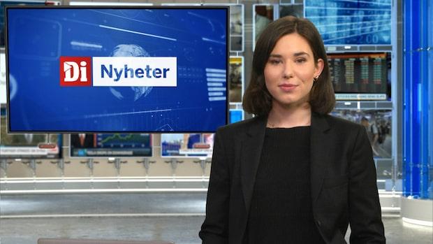 Di Nyheter 17.00 - 25 maj 2018