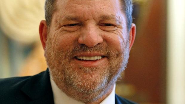 Vem är Harvey Weinstein?