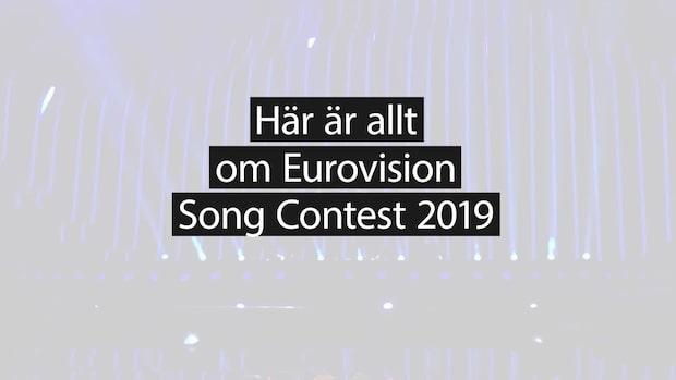 Vad är Eurovision Song Contest?