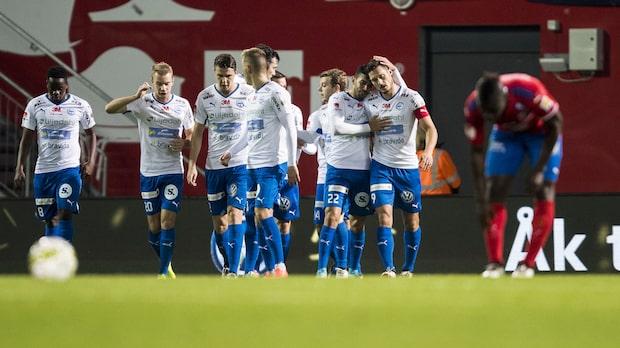 Höjdpunkter Helsingborgs IF-Värnamo