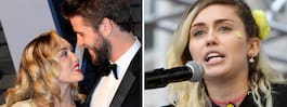 Miley Cyrus slår tillbaka mot  ryktet: