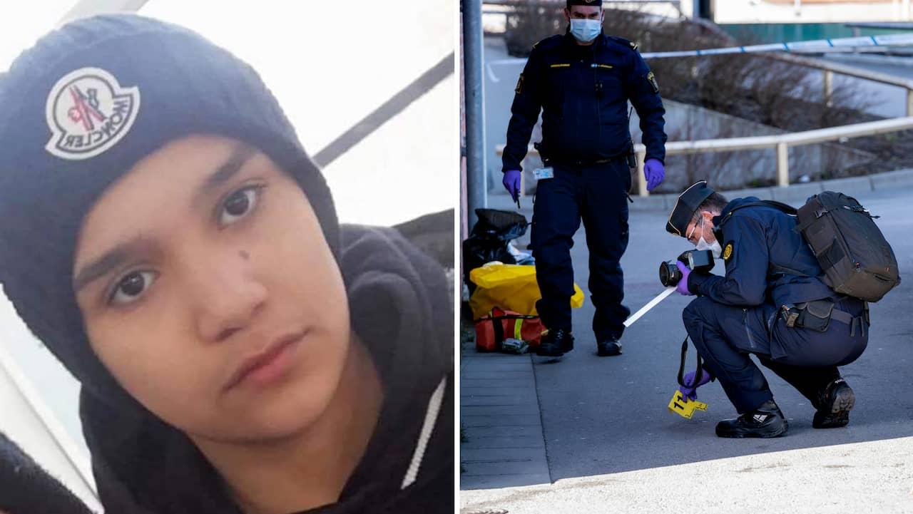Amir, 12, höggs ihjäl vid skolan i Göteborg • Familjens ilska