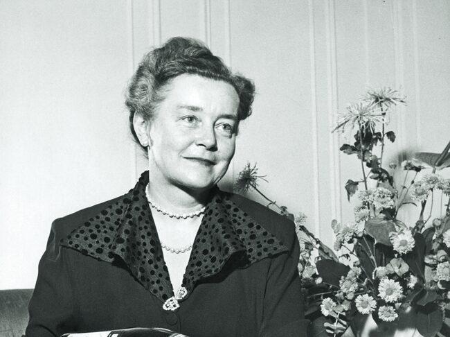 Madame Lily Bollinger är  en av Champagnes starka kvinnor genom historien
