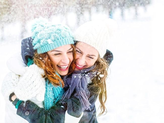 Har du svårt att få den där riktiga vinterkänslan utan snö? Nu finns lösningen!