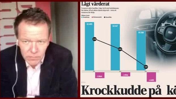 Analytikern: Aktien köpvärd för den riskvillige