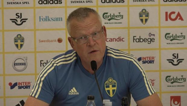 """Andersson om kritiken mot Sam Larsson: """"Hade inte uttalat mig så"""""""