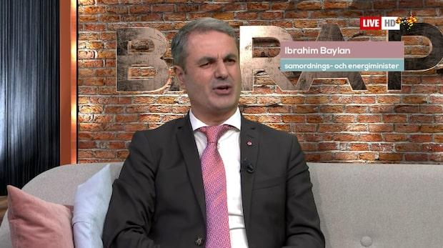 Ibrahim Baylan, S, om vad som måste ske för att situationen ska lösas