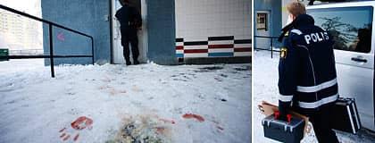 Kvinna misstanks mordad i sodertalje