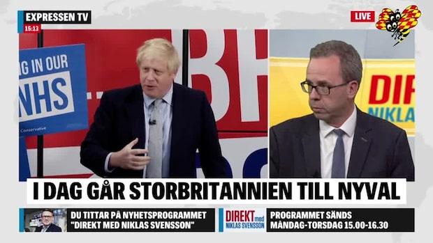"""Mats Larsson: """"Mycket mer som står på spel än tidigare"""""""