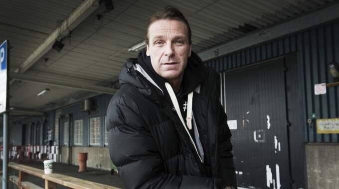 Patrik Sjöberg trädde fram 2011 och berättade att Viljo Nousiainen, Sjöbergs styvfar och tränare, i flera år förgrep sig på honom. Foto: Olle Sporrong