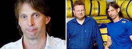 """Ola-Connys ilskna utspel: """"Hänger inte med Morgan"""""""