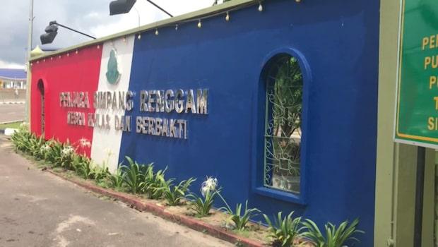 Ferry Linnbark är dömd till döden i Malaysia