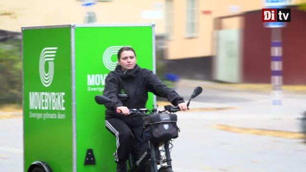 Movebybike väntas omsätta 27 miljoner i år