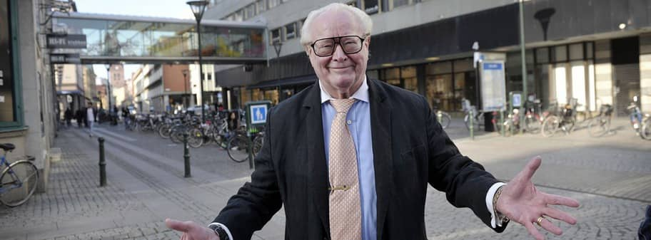 Jan Malmsjö: Jan Malmsjö Lyssnar Inte På Duvorna