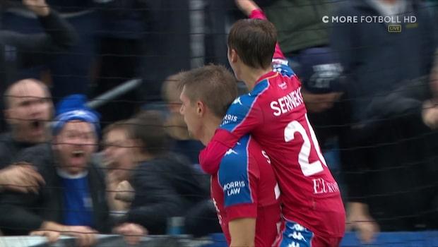 Höjdpunkter: Halmstad - IFK Göteborg