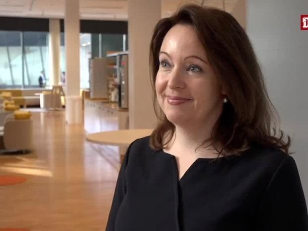 """Vattenfalls tillträdande vd Anna Borg om utmaningarna: """"Ett fossilfritt liv inom en generation"""""""