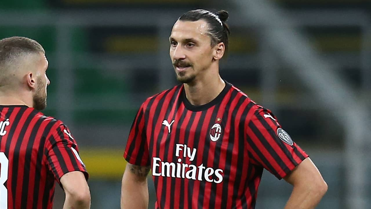 """Zlatan: """"Jag spelar inte för att få nytt kontrakt"""""""