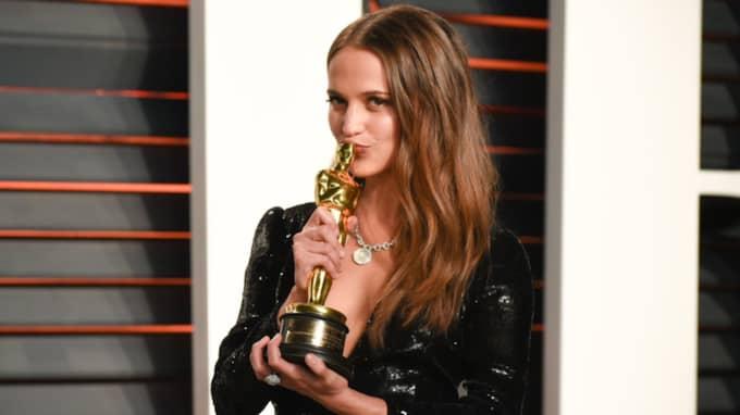 Dottern knep Oscarsstatyetten för bästa kvinnliga biroll. Foto: Bfa/Rex/Shutterstock