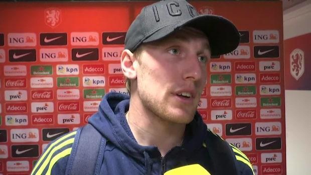 """Emil Forsberg hyllar Robben: """"Fantastisk spelare"""""""
