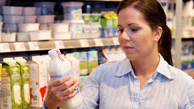Det är stora prisskillnader mellan matbutikerna i landet. Foto: COLOURBOX