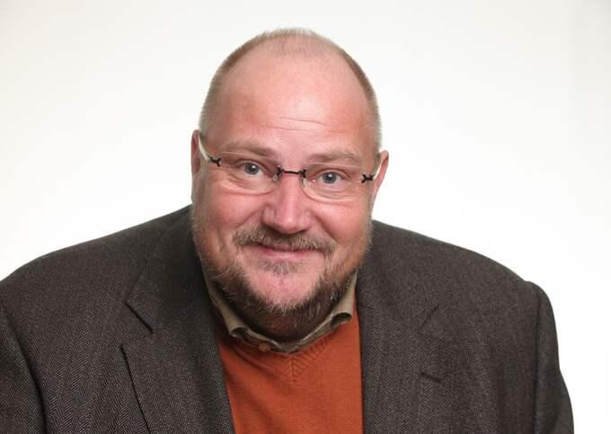 Danske Folkepartiets talesperson i postfrågor, Henrik Brodersen.