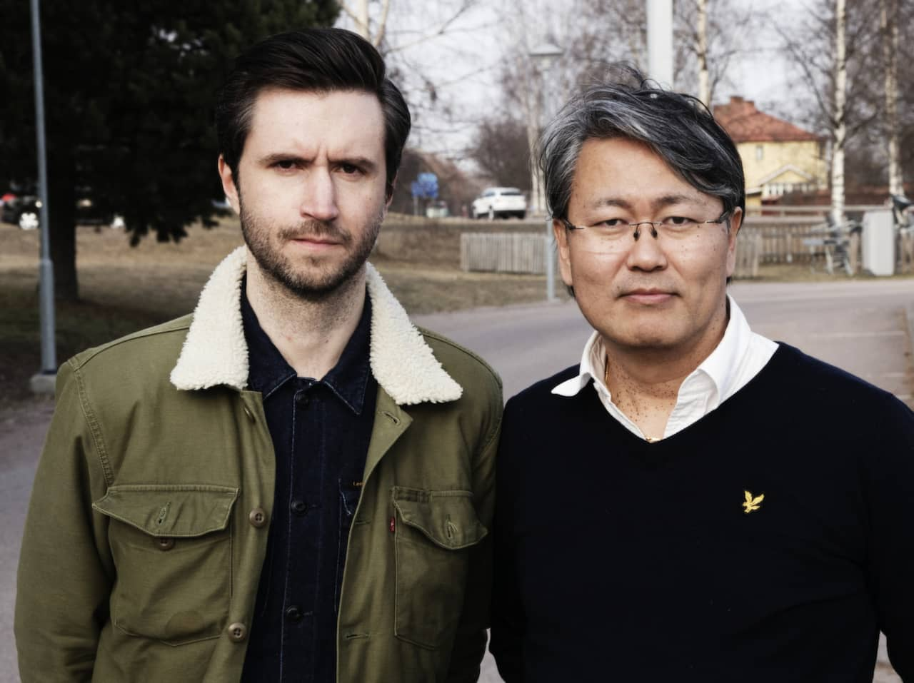 Linus Brännström & Olle Sporrong