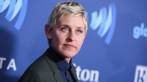 Ellen Degeners om sorgen efter dödsfallet