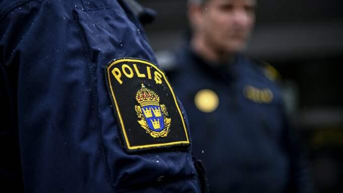 Polisen känner oro för det ökade våldet i Malmö. Foto: ALEX LJUNGDAHL / ALEX LJUNGDAHL EXPRESSEN