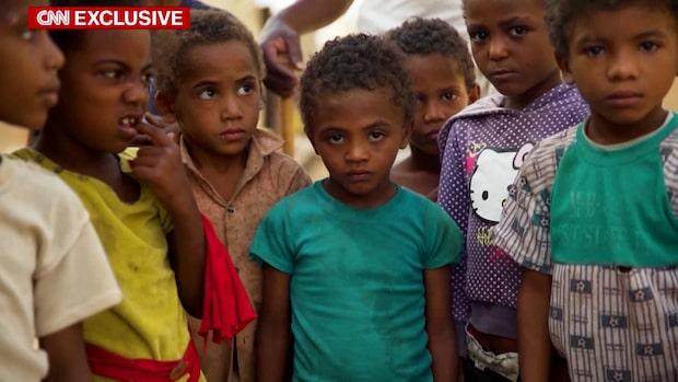 10 miljoner jemeniter lever på svältgränsen