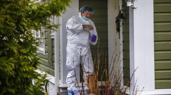 39-åringen har erkänt mordet i förhör men hävdar fortfarande att han inte minns själva händelsen. Foto: Henrik Jansson