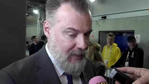 """Grönborg om bråket i studion: """"Ingen attityd"""""""