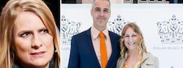 Makens stöd till Annika Lantz efter diagnosen