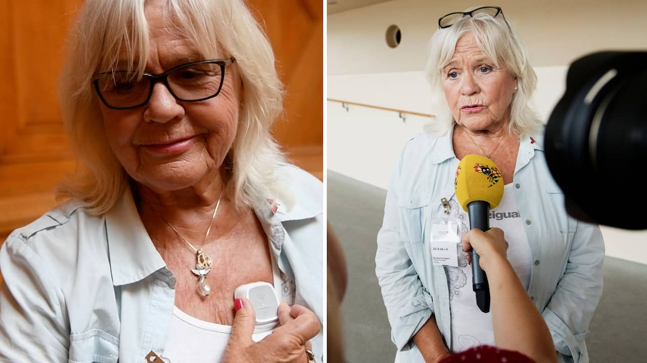 Christina Schollin trotsar sjukdomen | improveme.se
