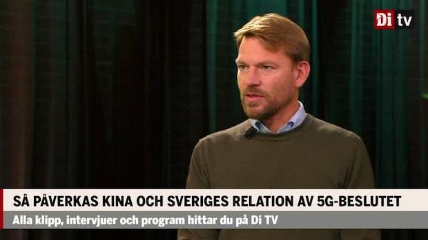 PM Nilsson: Så påverkas Kina och Sveriges relation av 5G-beslutet