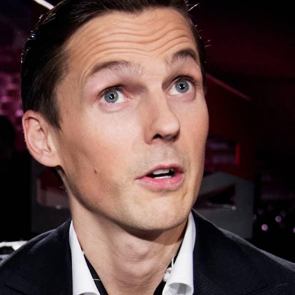 Persson kallade till krismote blixtsnabbt
