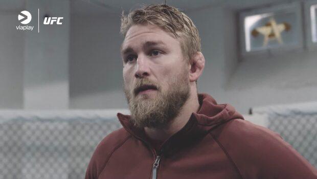 """Alexander Gustafsson: """"En match jag måste vinna"""""""