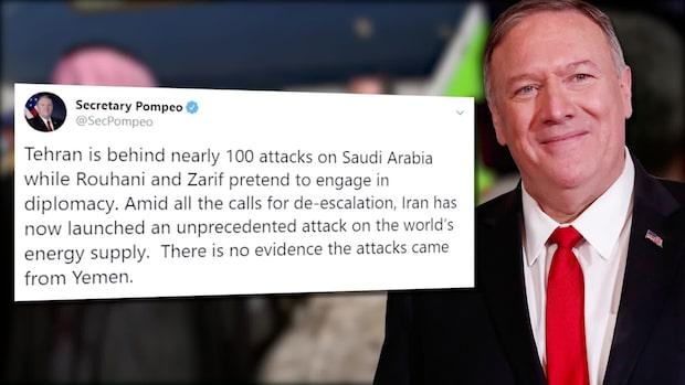 Attacken på Saudiska oljeanläggningar: Detta har hänt