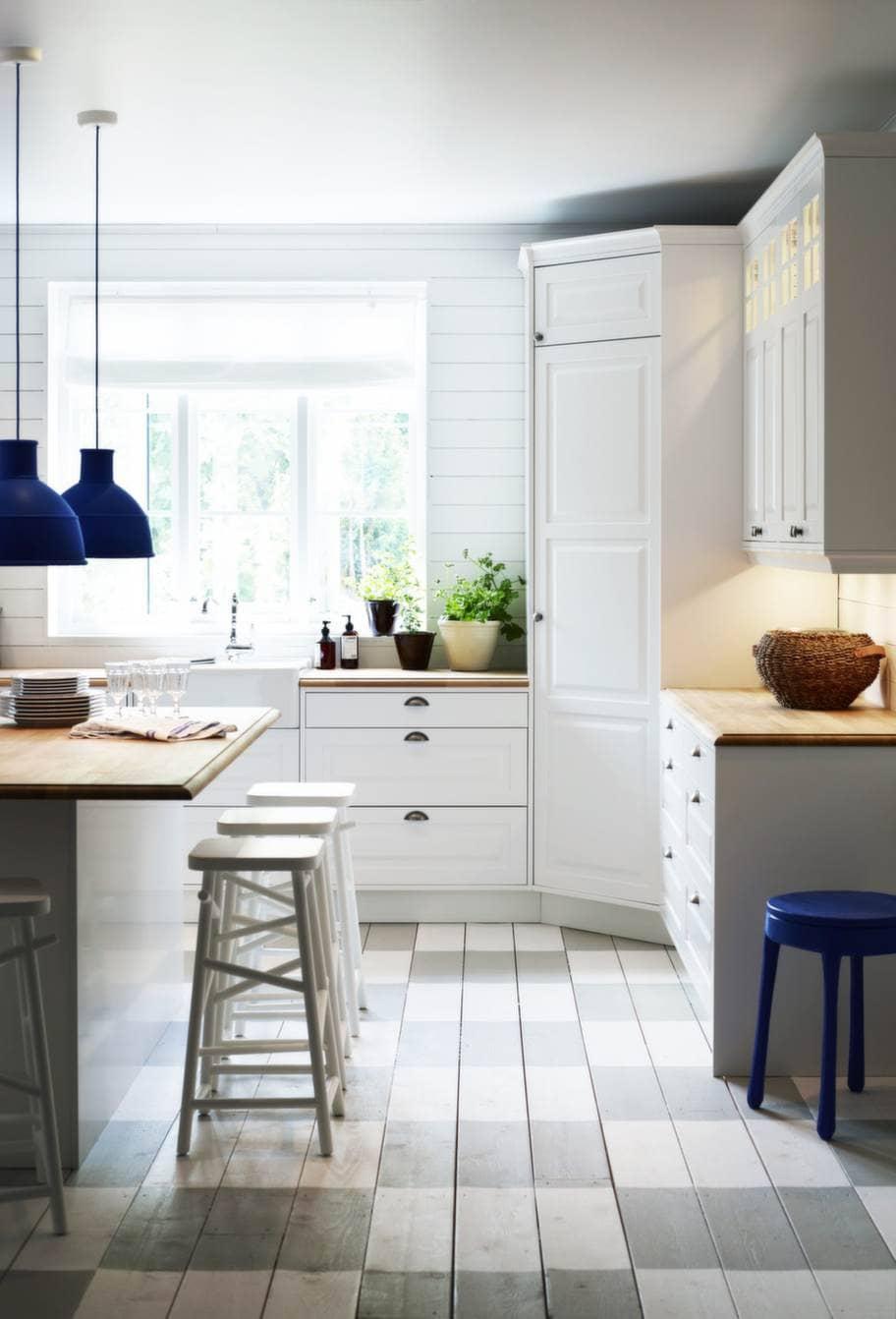 Lantkök u2013 15 härliga kök att inspireras av Leva& bo