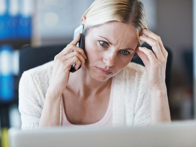 Känner du dig stressad på jobbet? Du är långt ifrån ensam.