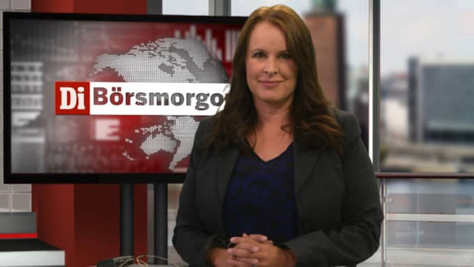 Pia Sehm är programledare för Börsmorgon.