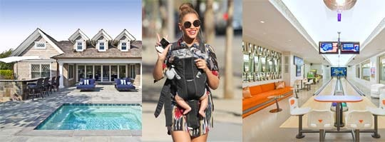 Kolla in Beyoncés exklusiva sommarhus Leva& bo Expressen Leva& bo