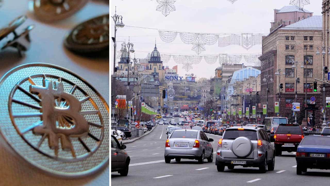 Bitcoinbedragare i Ukraina lurar svenska pensionärer