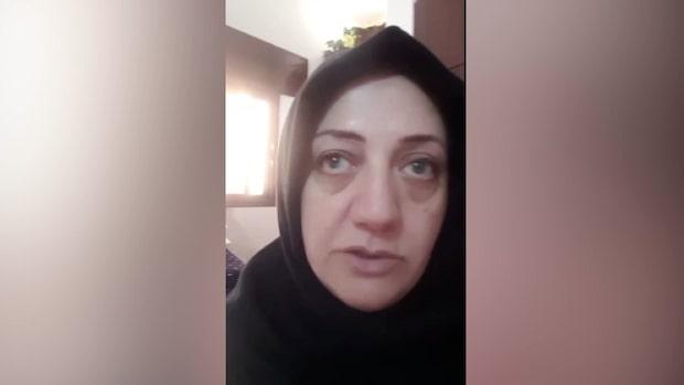 """Shirin Mahdi: """"Vi ska leva tillsammans eller dö tillsammans"""""""