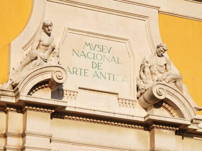 National Museum of Ancient Art är ett högt ansett museum i Lissabon.