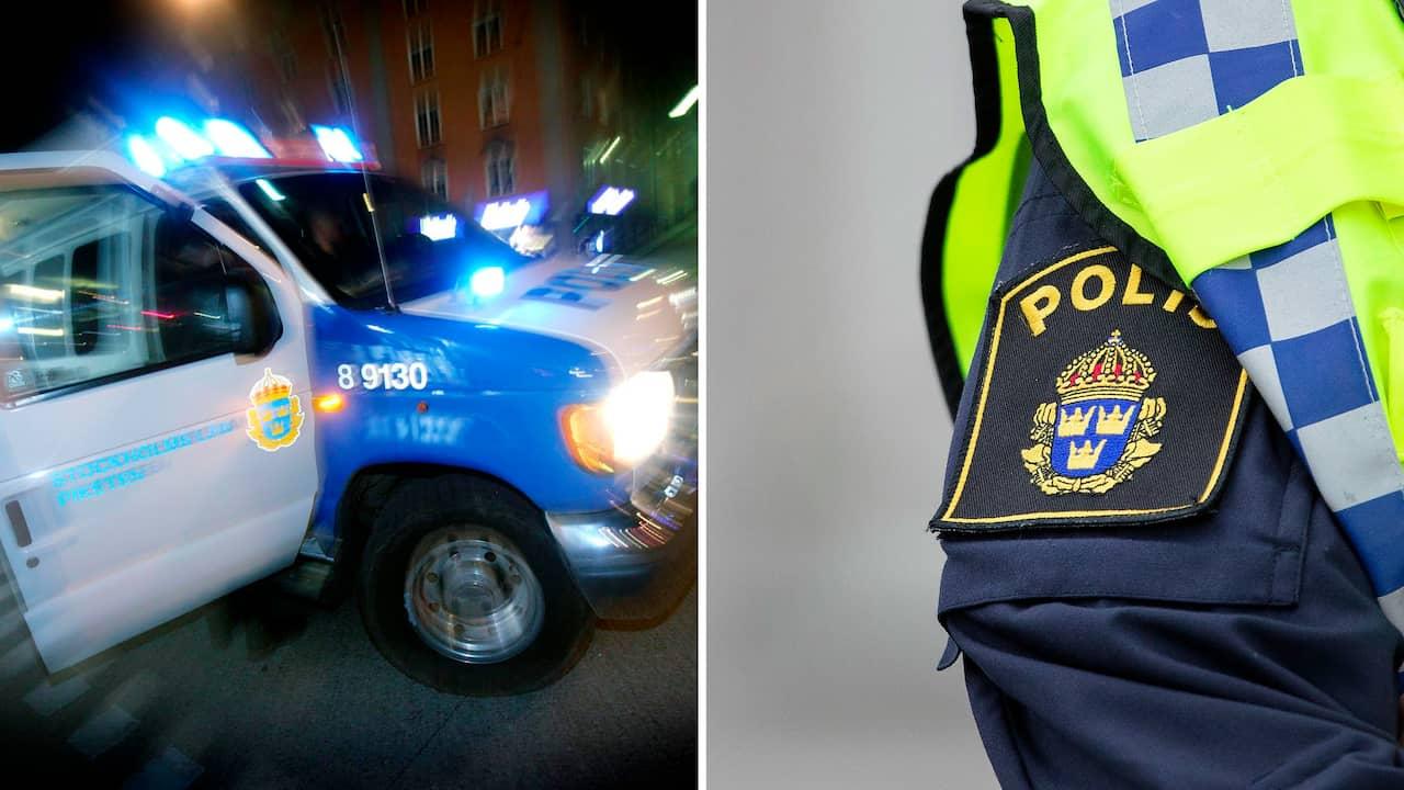 Elvaaring forsokte kora ifran polis