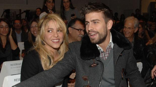 Sprickan – Shakira får inte komma