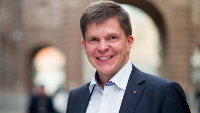 Andreas Norlén, Moderaterna. Foto: WENNERLUND